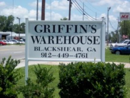 Griffin's Warehouse, Blackshear, GA