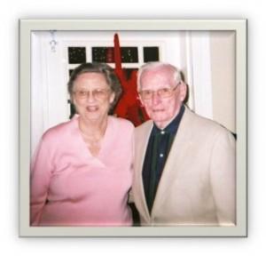 Rowan B Evans and Martha Griffin Evans